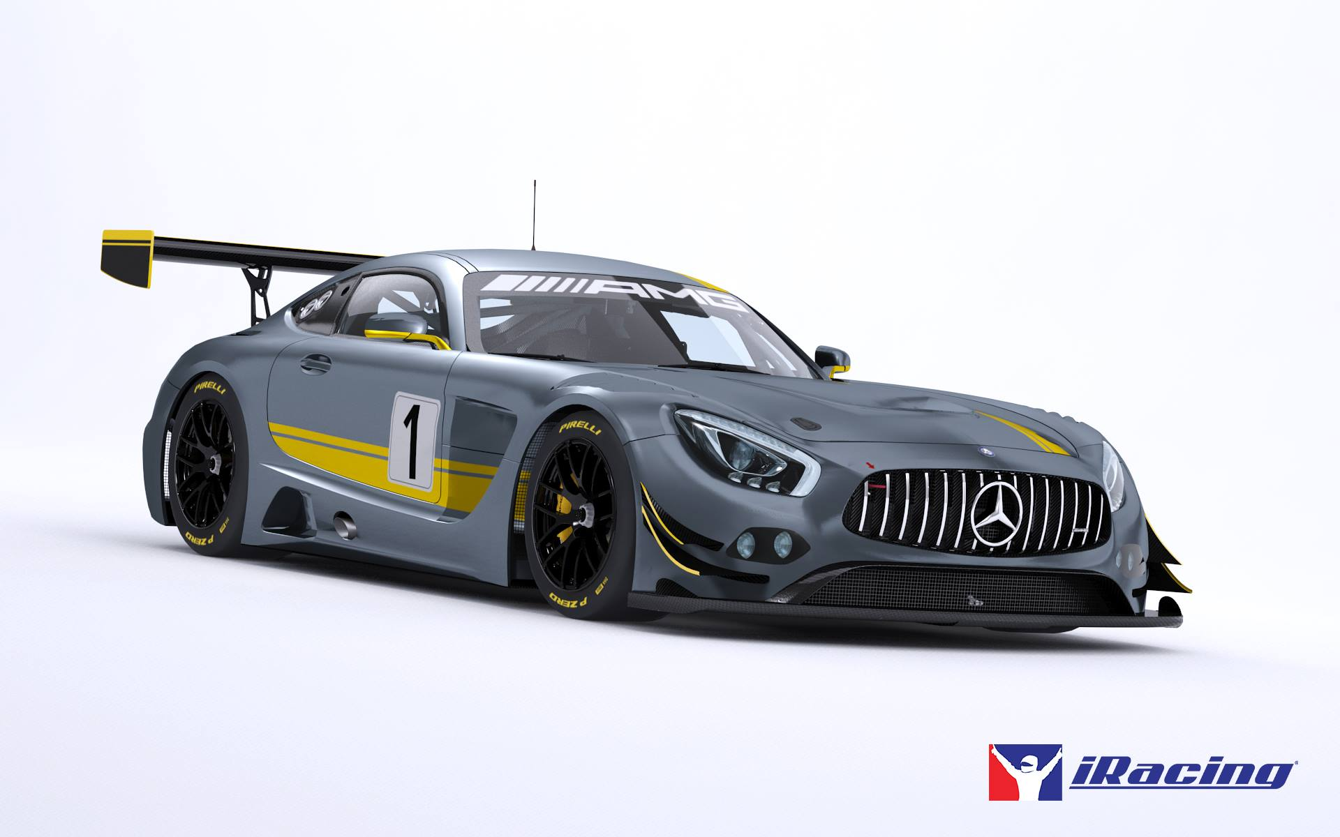 Project cars new mercedes amg gt3 previews virtualr sim racing - 25220202555_b72162f704_o