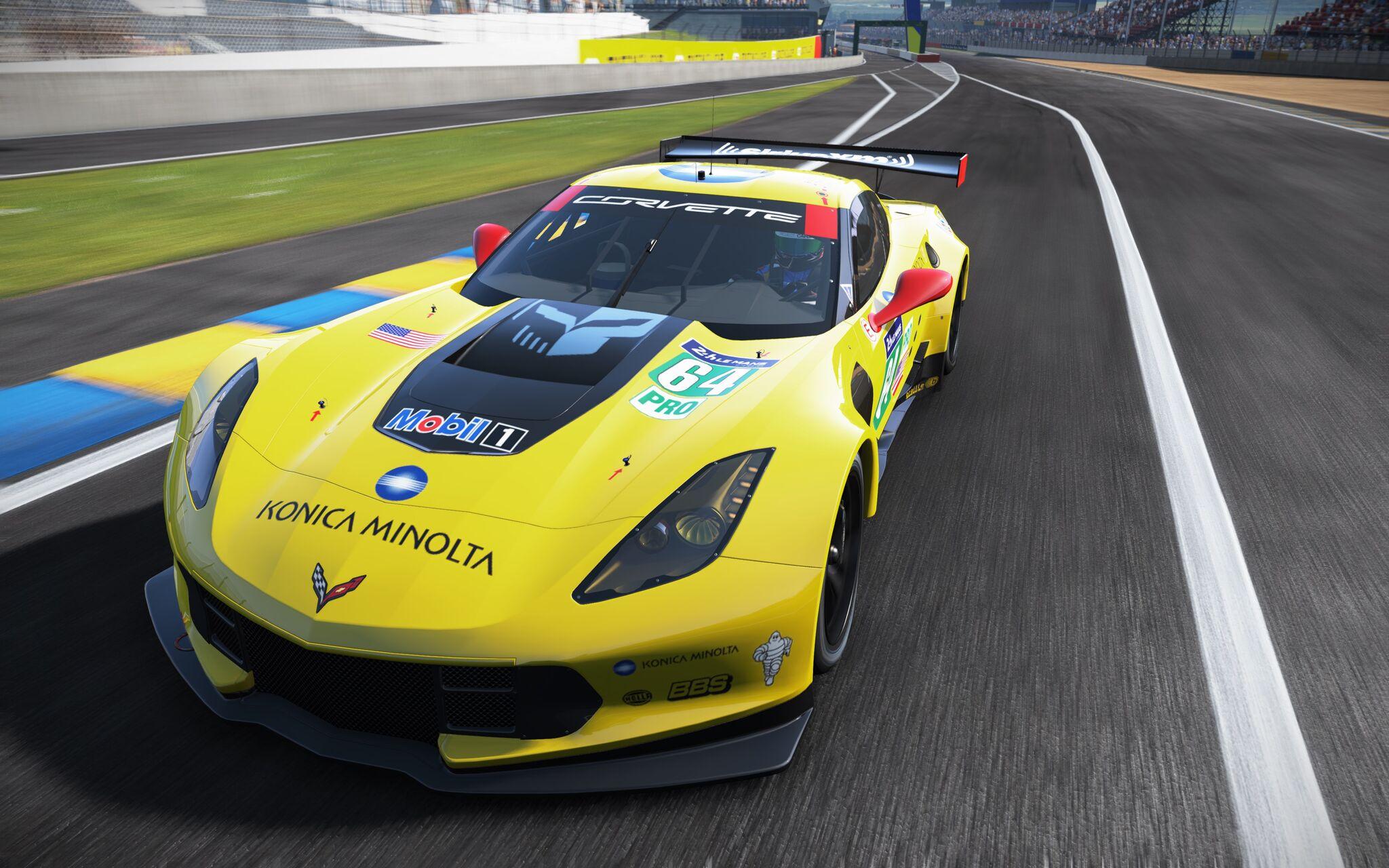 Ats On Demand >> Project CARS – More Corvette C7.R Previews – VirtualR.net – 100% Independent Sim Racing News