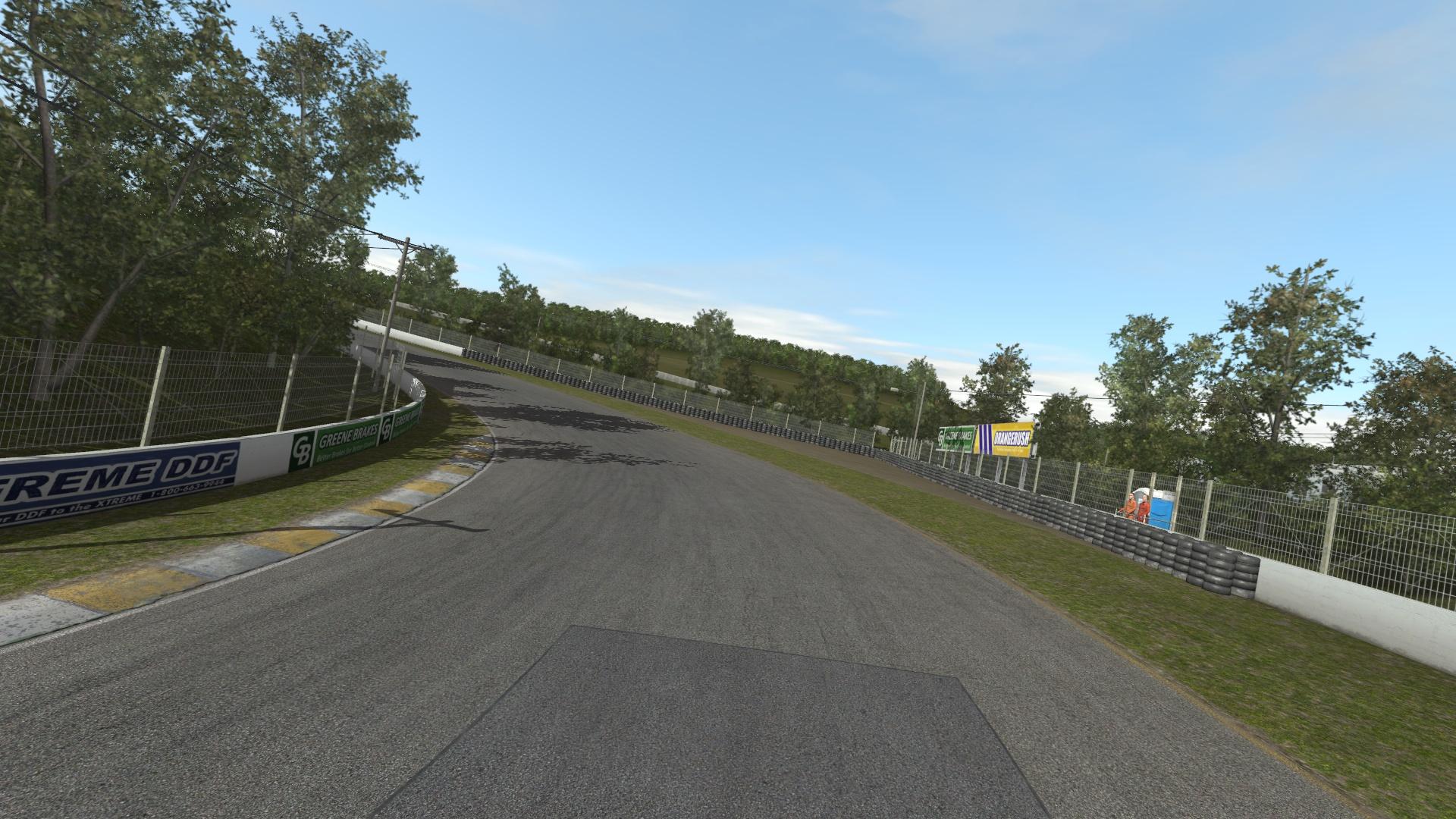 Релиз Toban Raceway Park на rF2