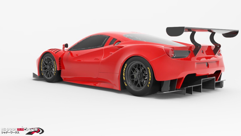 project cars new prancing bull mod pack previews sim racing news. Black Bedroom Furniture Sets. Home Design Ideas