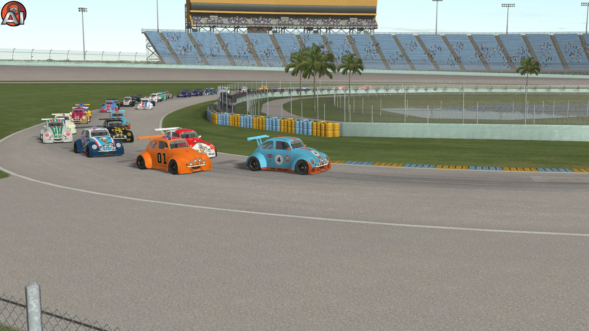 VW Fun Cup 2006 for rFactor 2 – Released – VirtualR net – 100