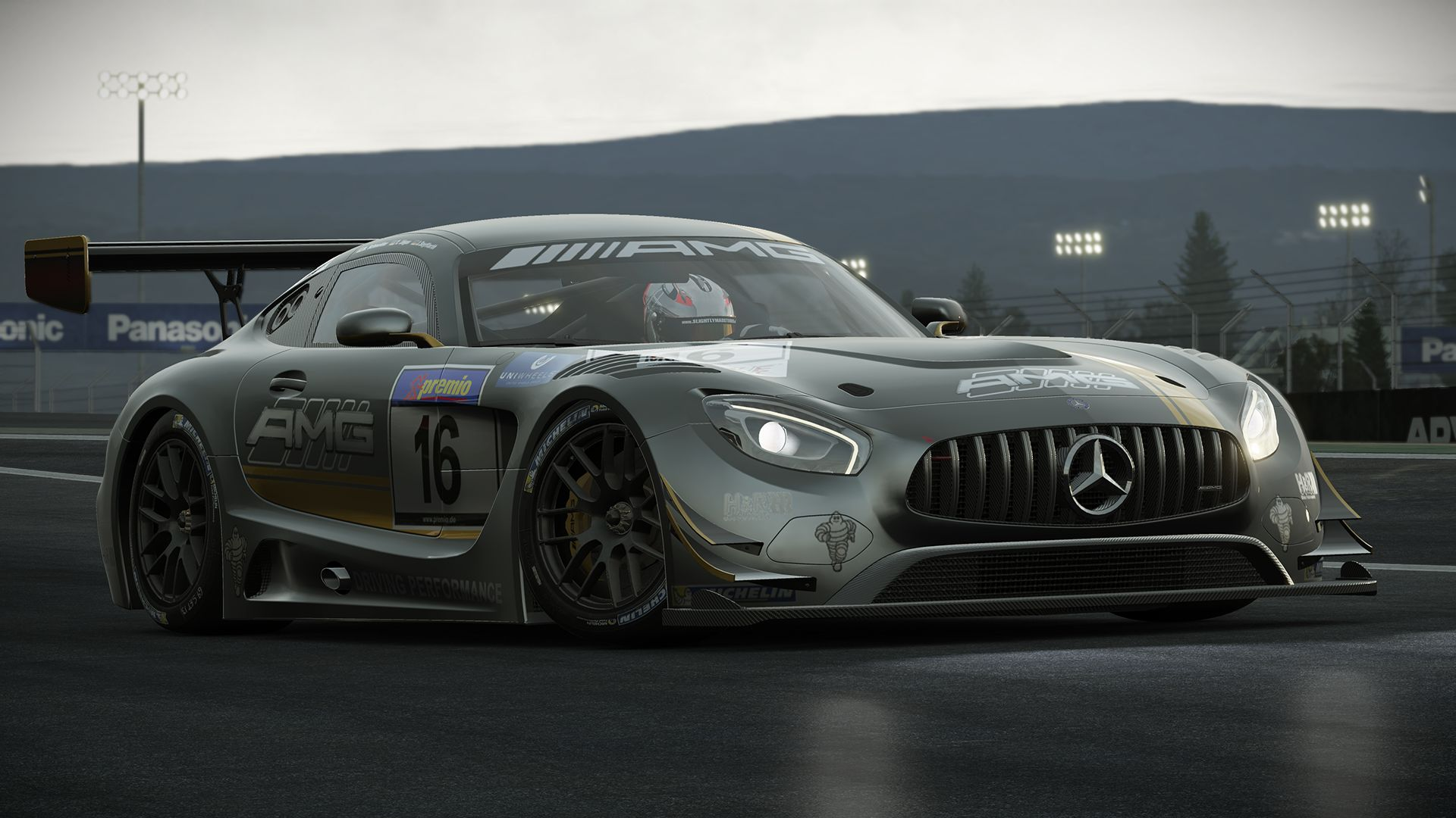 Project cars new mercedes amg gt3 previews virtualr sim racing - Ss143902_1