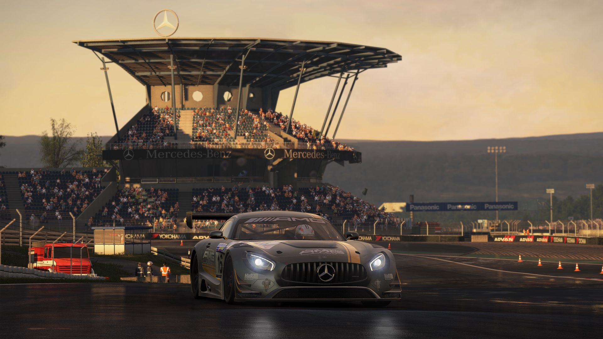 Project cars new mercedes amg gt3 previews virtualr sim racing - Ss144508_1