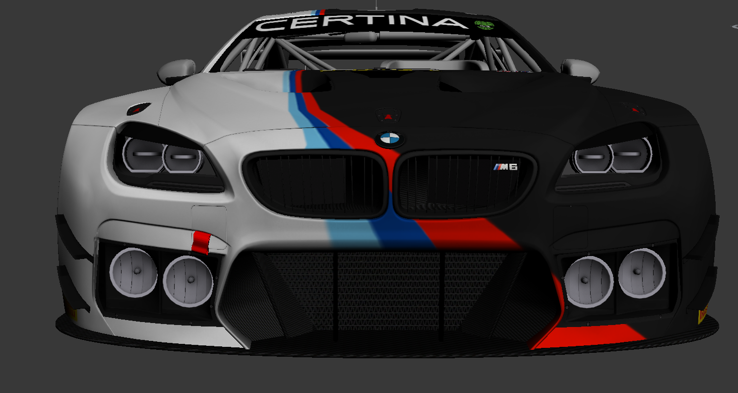 Bmw M6 Gt3 E For Rfactor 2 New Previews Virtualr Net