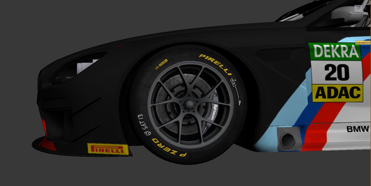 Bmw M6 Gt3 E For Rfactor 2 New Previews Virtualr Net Sim Racing News