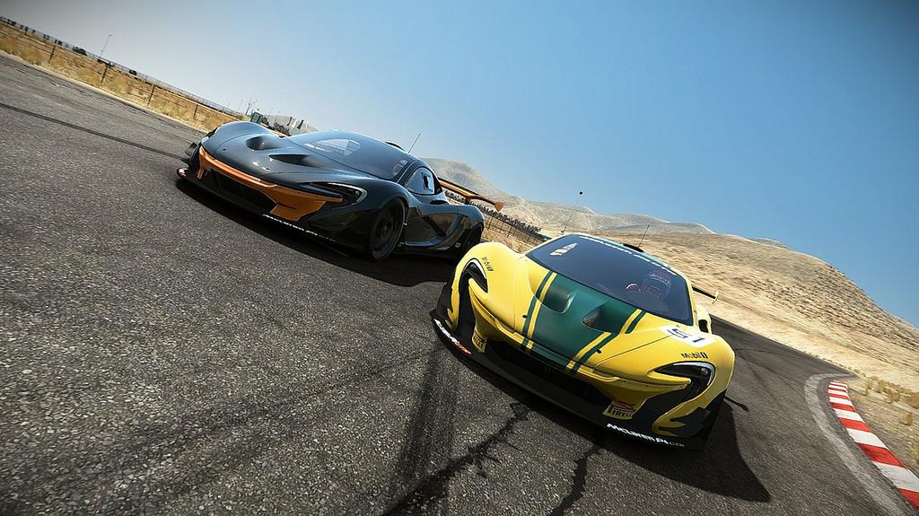 Project Cars 2015 Mclaren P1 Gtr Coming Sim