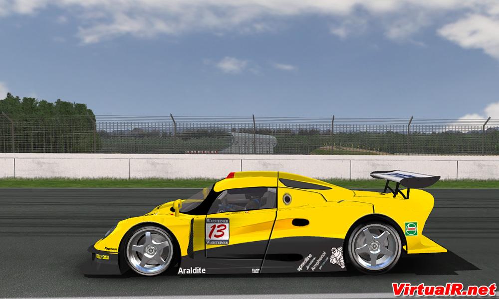 FIA GT 1997 Mod 1.0 – Released – VirtualR.net – Sim Racing ...