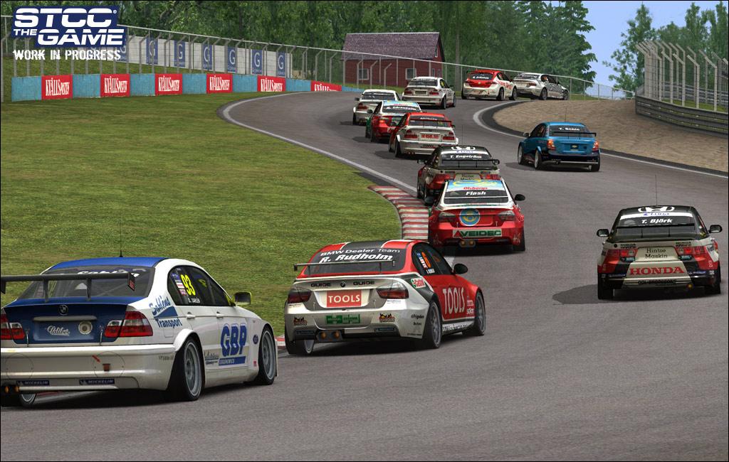 STCC Game – Screenshots + Car & Track List – VirtualR net