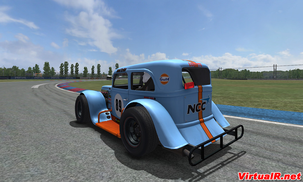 Legends Cars 1 0 Released Virtualr Net Sim Racing News