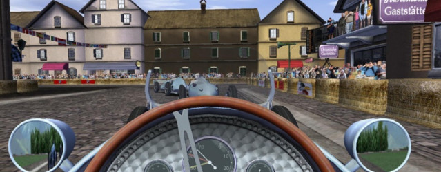 1937 Grand Prix for rFactor – Mercedes Previews