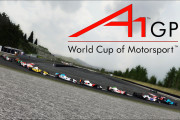 A1GP 2008/2009 for rFactor – New Previews