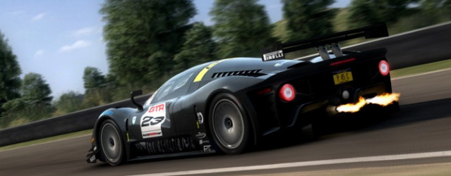 GTR3 – First Screenshot Released