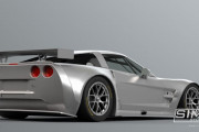GTR 3 – Corvette C6.R GT2 Development Previews