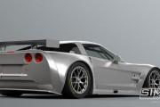 GTR 3 – Corvette C6.R GT2 Development Previews