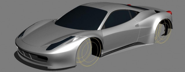 World Super GT 2 – New Ferrari 458 GTC Preview