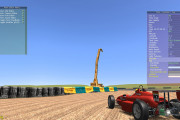 Croft for rFactor 2 – New Previews + Video
