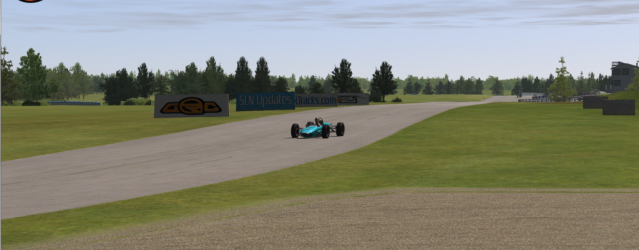 Putnam Park for rFactor 2 0.2 – Released