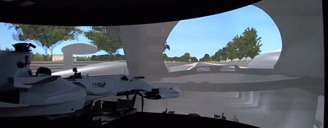 Le Mans in Toyota's Simulator – Video