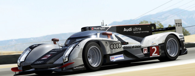 Forza Motorsport 4 – ALMS Car Pack Announced