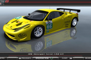 Ferrari F458 GT2 for GTR2 – First Livery Previews
