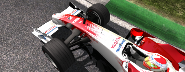 F1 2008 by Mak Corp – New In-Game Previews