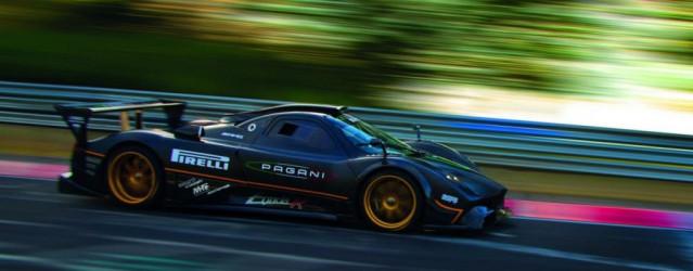 GTR 3 – Pagani Zonda R Announced