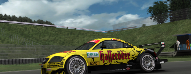 Audi TT-R DTM 2003 – New Previews