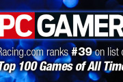 iRacing Included in PC Gamer Top 100
