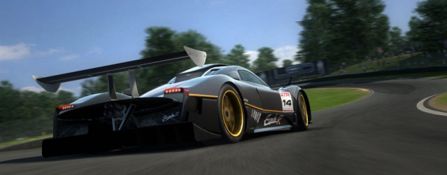 GTR3 – First Zonda R In-Game Previews