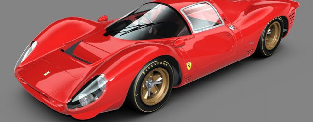 Test Drive Ferrari Racing Legends &#8211; Full Car List