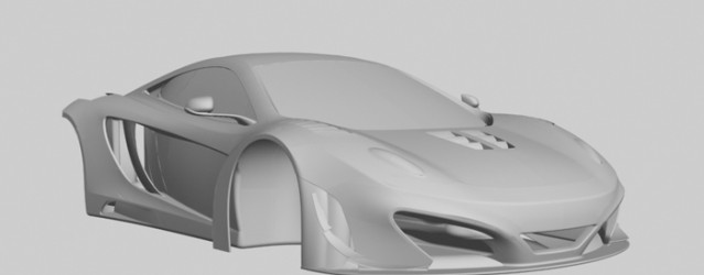 iRacing.com – First Mclaren MP4-12C Preview