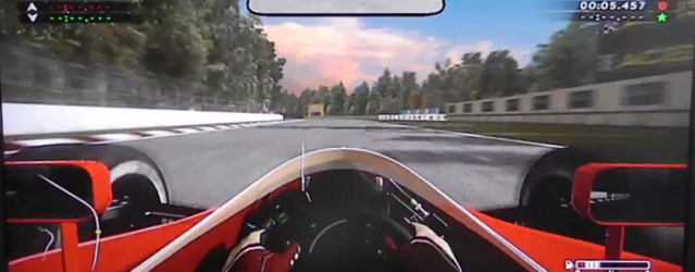 Test Drive Ferrari Racing Legends – New Footage