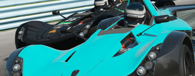 Project CARS – Build 202 Available