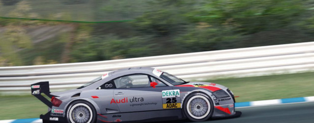 Audi TT-R DTM 2003 – New Livery Previews