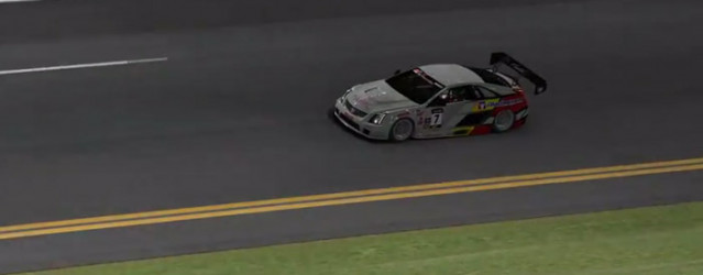 iRacing.com &#8211; First Cadillac Preview Video
