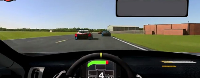 Top Gear Test Track for rFactor 2 – Two Videos