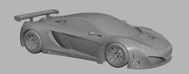 iRacing.com – New Mclaren MP4-12C Render