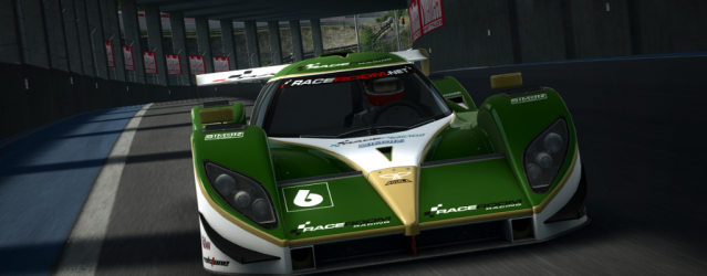 Simbin &#8211; Aquila CR1 Sports GT In-Game Previews