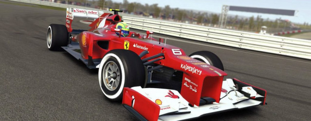 F1 2012 &#8211; Two New Previews