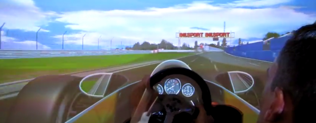 The Most Impressive Sim Setup Ever? – Video