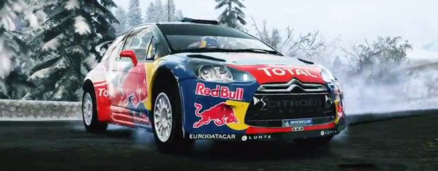 WRC 3 – First Video Trailer