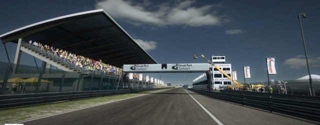Simbin Announces Zandvoort Licensing Agreement