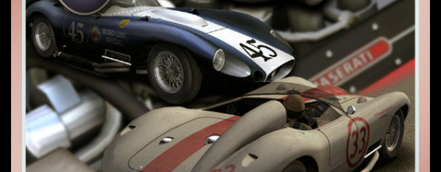 Maserati 450S for GT Legends &#8211; Released