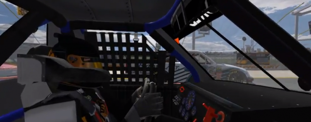 ARCA Sim Racing – Truck Beta Test Video