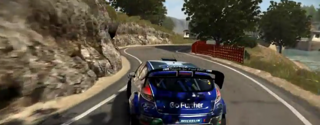 WRC 3 &#8211; Spain Stage Video
