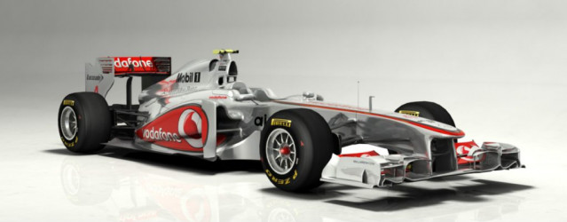 SimRaceWay – Mclaren MP4/26 Available