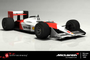 SimRaceWay – Mclaren MP4/4 Sets Price Record