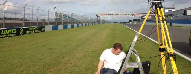 iRacing.com – Donington Scanning Started