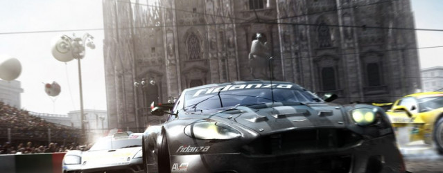 Codemasters Working on GRID 2
