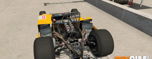 Lola T280 UH1 for rFactor 2 &#8211; First Previews